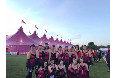Wobbly Walkers Raise  £11,342.36
