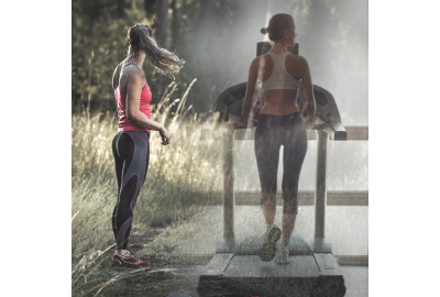 Running Outdoors VS Treadmill