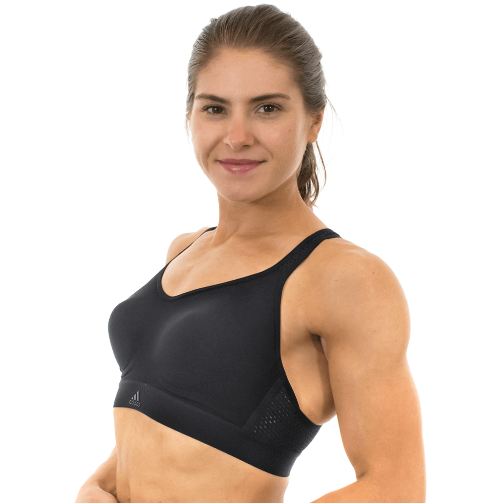 adidas stronger for it sports bra