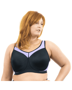 Glamorise Sport Underwire High Impact Sports Bra