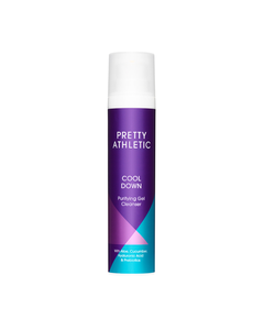 Pretty Athletic Cool Down: Purifying Gel Cleanser - 30ml