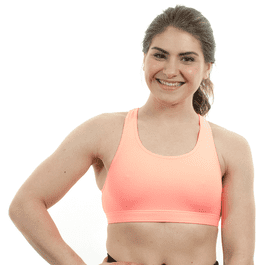 SportJock Action Sports Bra (A-C Cup)